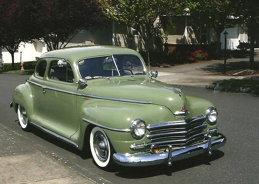 1948 plymouth club coupe hot rod for sale front bring a for 1948 plymouth 2 door sedan