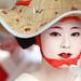 The maiko (apprentice geisha) Katsumi / 舞妓 佳つ實さん / Kyoto, Japan