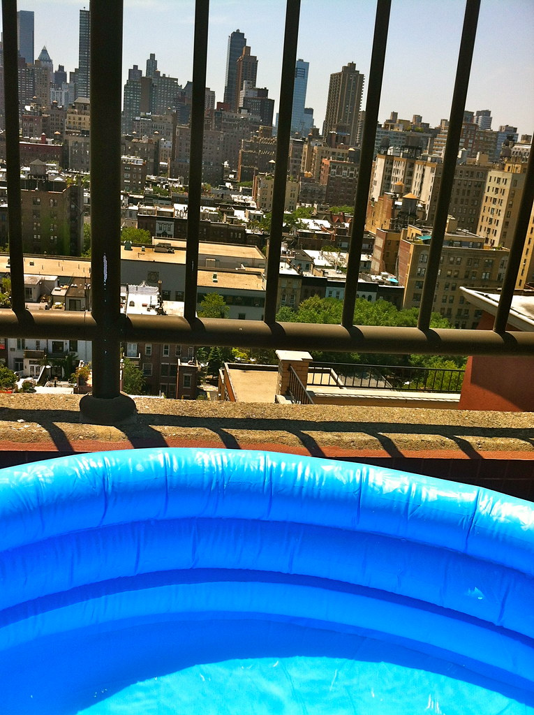 Balcony 39 Swimming Pool 39 Target Inflatable Pool Upper West Flickr