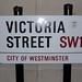 Victoria Street, Victoria, London