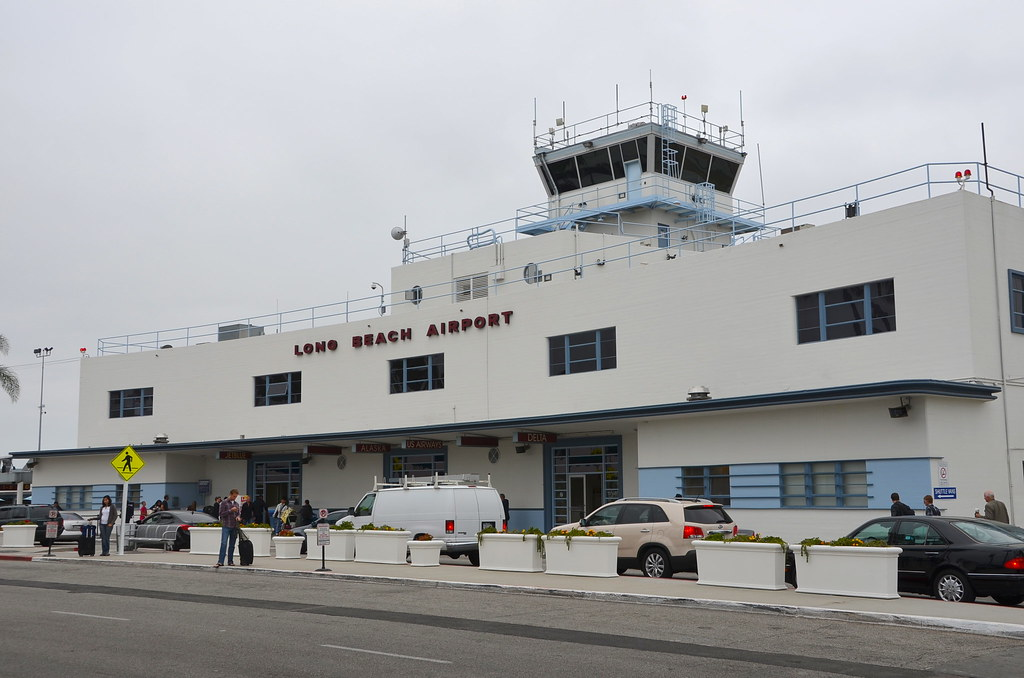Long Beach Airport To Dtla