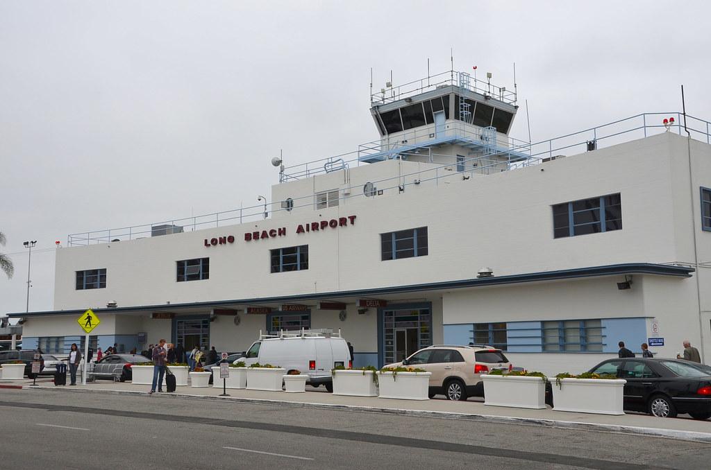 Long Beach Airport To Long Beach Convention Center