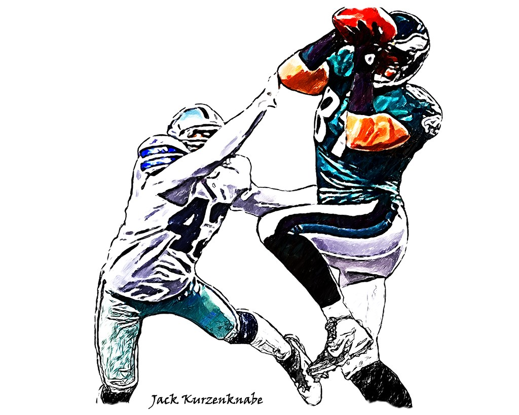 - Philadelphia Eagles Brent Celek - Dallas Cowboys Gerald ...
