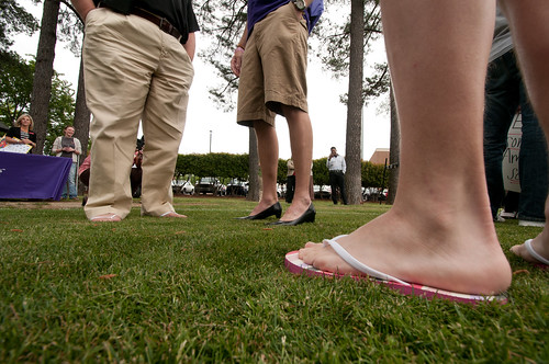 Walk a Mile in Her Shoes | by University of Central Arkansas