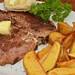 Mmm... T-Bone and steak fries
