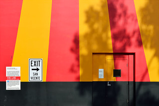 exit. west hollywood, ca. 2012. | by eyetwist
