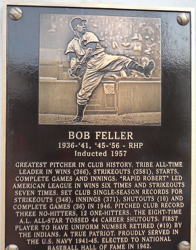 Bob Feller | by jLablitz