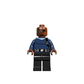 Nick Fury | by fbtb