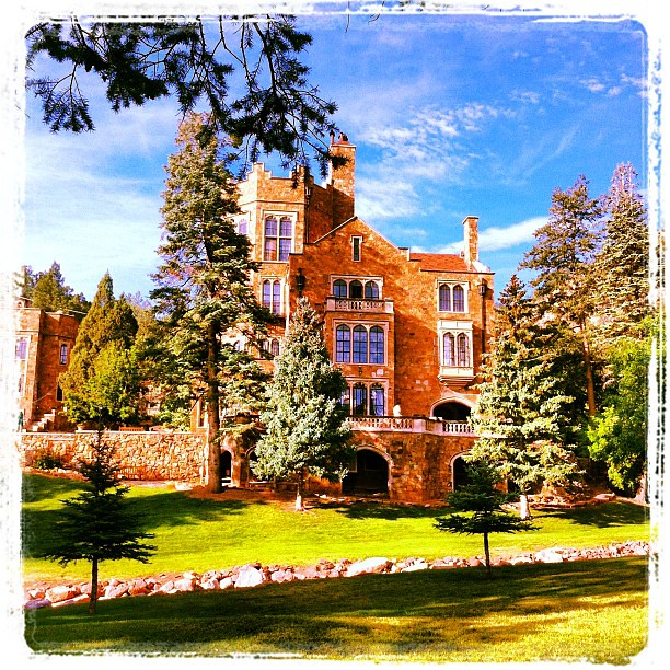 Glen Eyrie Castle Steven Mc Flickr