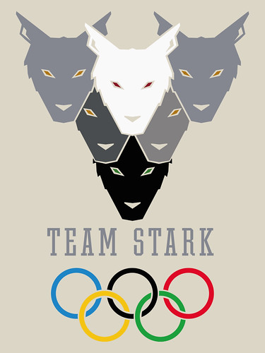 Team Stark Olympic | by liquidsouldesign
