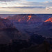 Hopi Point, South Rim Grand Canyon, eastern sunset