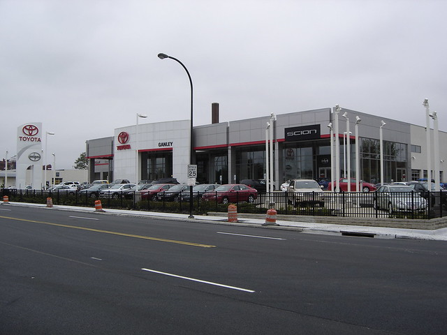 Akron oh ganley toyota scion flickr photo sharing for Ganley mercedes benz akron oh