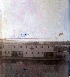 Hospital Barge, Suez Canal