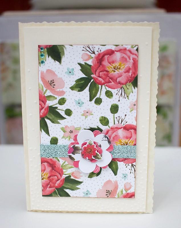Stampin' Up Birthday Bouquet card by StickerKitten