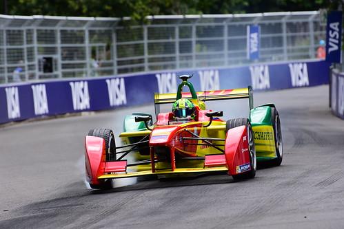 Lucas Di Grassi, ABT Schaeffler Audi Sport, FIA Formula E Championship, London 2016