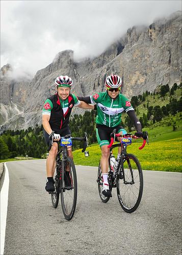 Tour TransAlp Team Wittgenstein