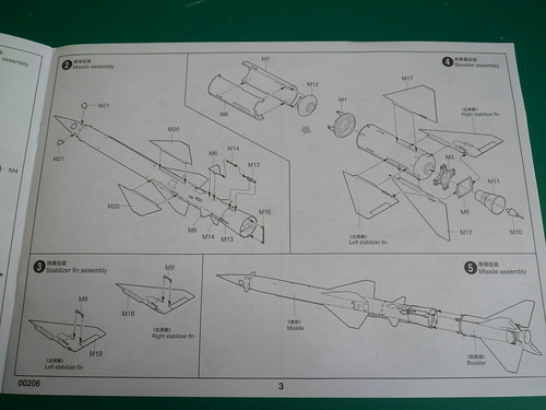 Ouvre-boîte SA-2 Guideline missile on launcher [Trumpeter 1/35] 27945011635_0e86e634c5