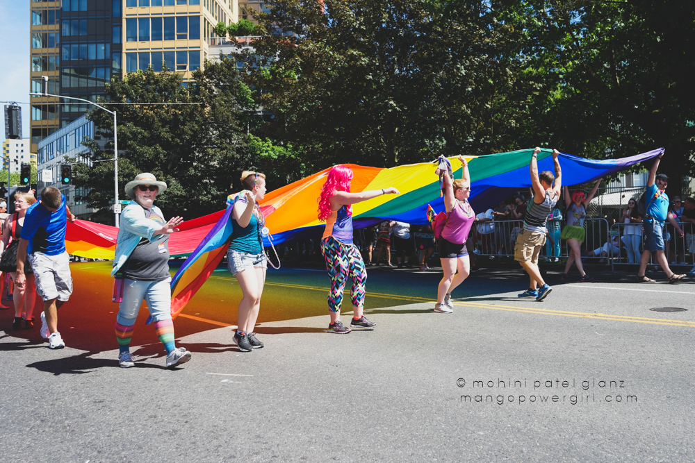 15 - 2016 seattle pride parade