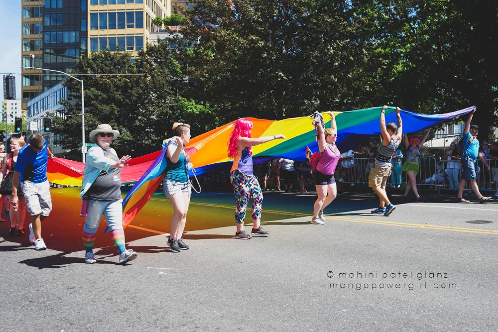 15 - 2016 seattle pride parade