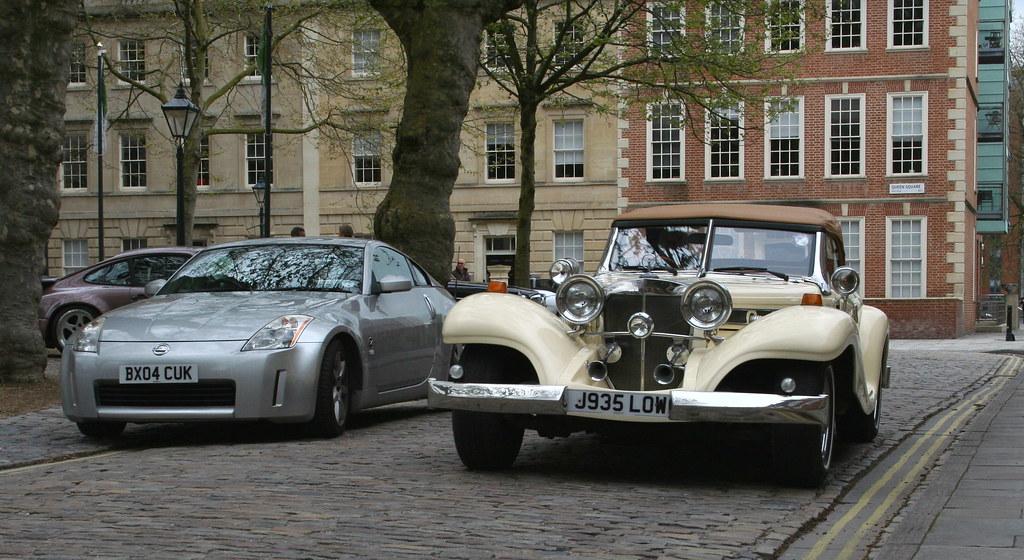 2004 nissan 350z gt 1934 mercedes benz 500k replica her for 1934 mercedes benz 500k heritage replica