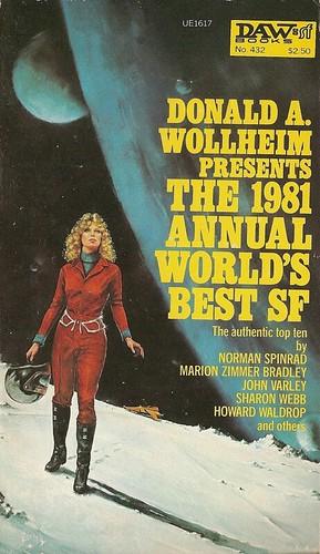 Donald A. Wollheim (ed) - The 1981 Annual World's Best SF (DAW 1981)