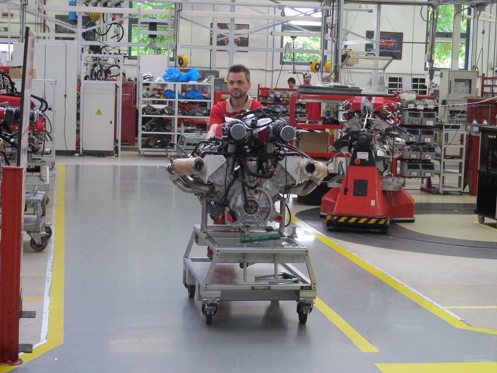 Ferrari Factory Tour Tripadvisor