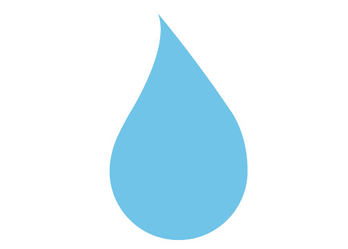 Water Droplet Vector Png With Transparency Free To Use