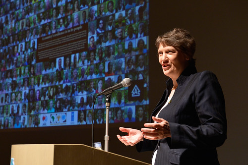 UNDP Administrator Helen Clark | by UNDP's Africa Adaptation Programme