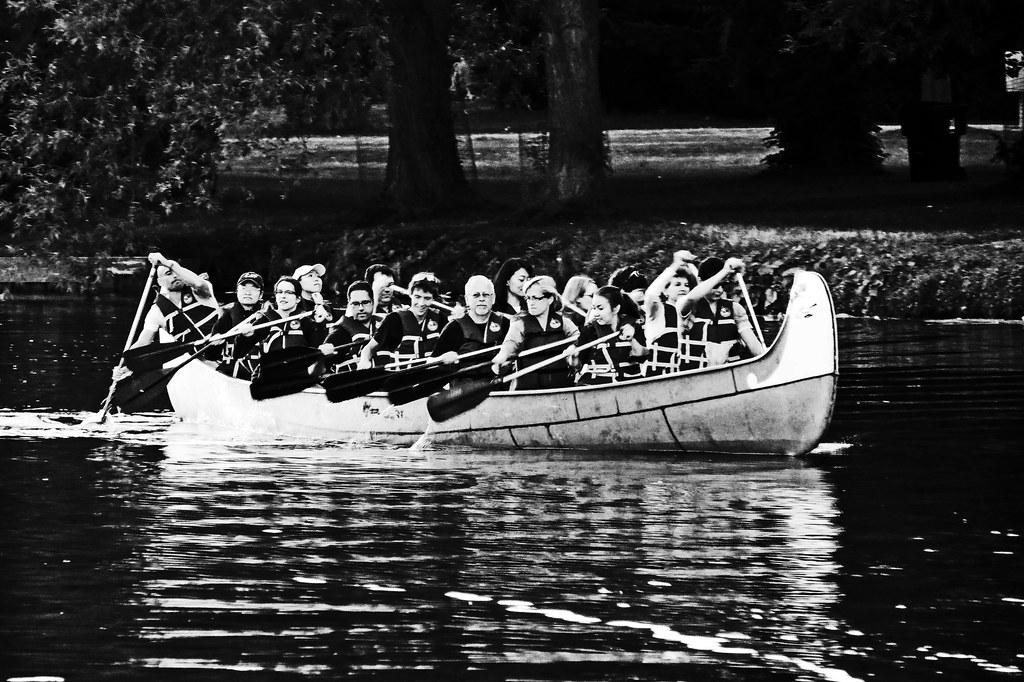 canoe games free