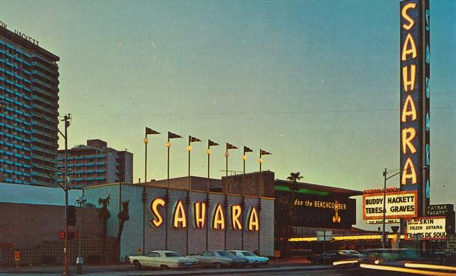 Sahara Hotel Las Vegas Nevada Flickr Photo Sharing