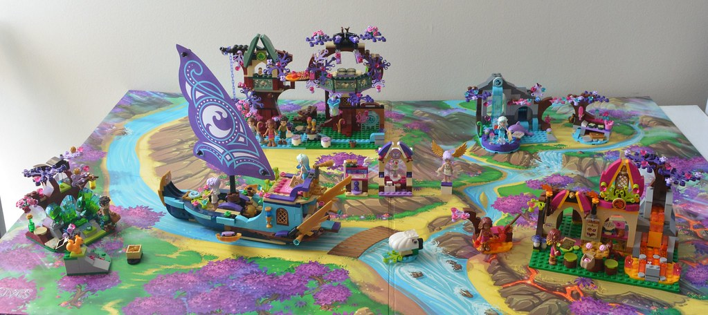 Lego Elves Full Collection 2 Brick Previews Flickr