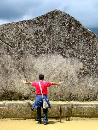 Roca Ceremonial, Machu Picchu