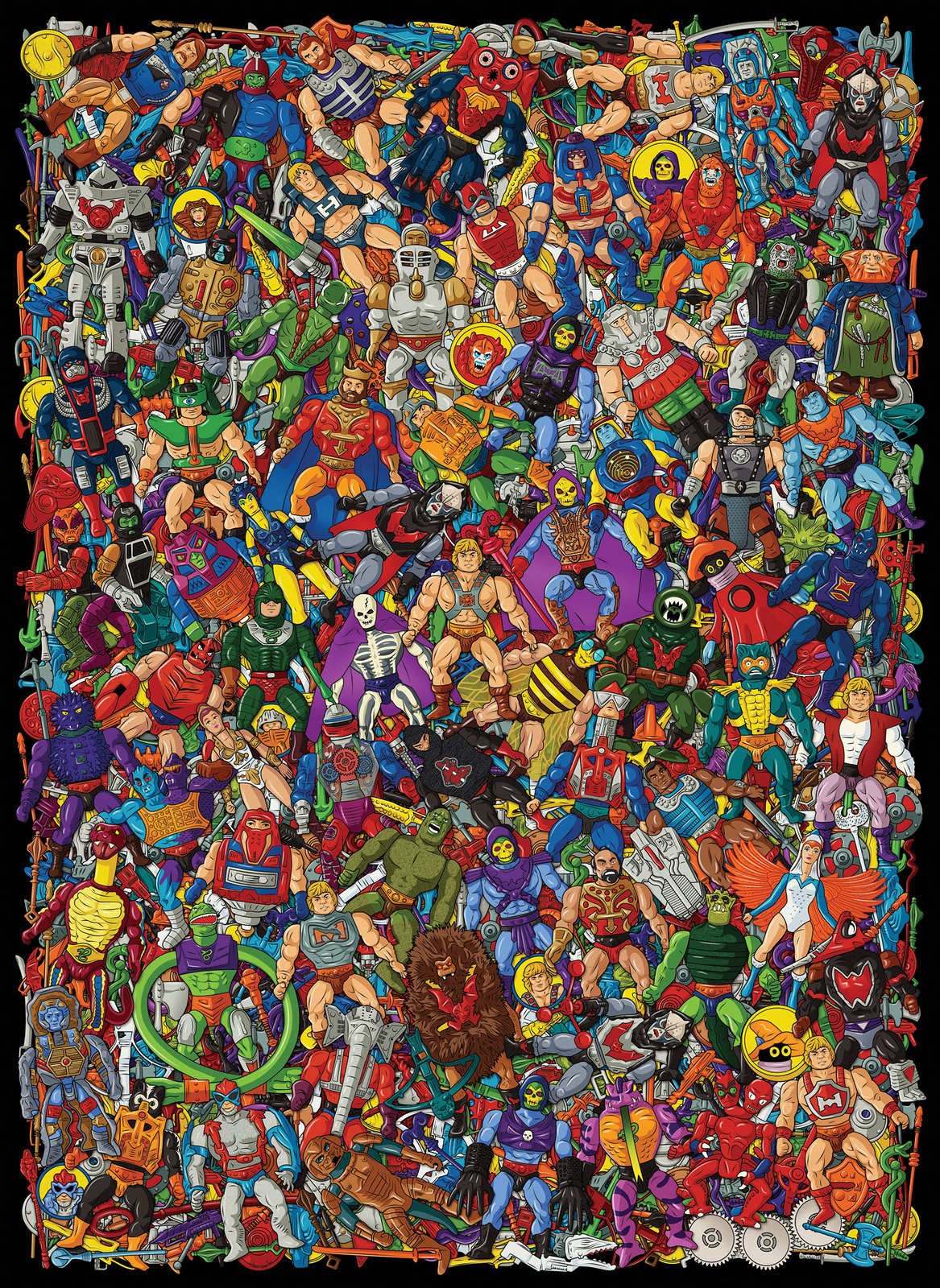 I Heart He-Man by Bill McConkey