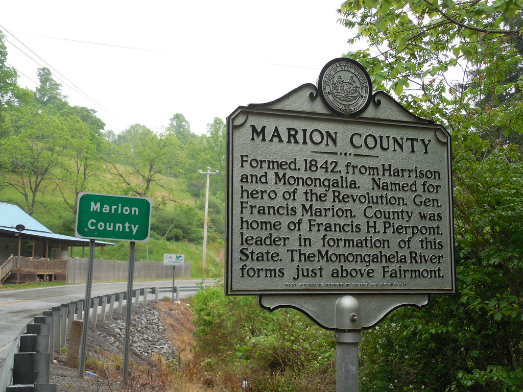 Marion County Wv Personal Property Tax Search