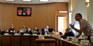Il consigliere Manzari difende il rendiconto 2015