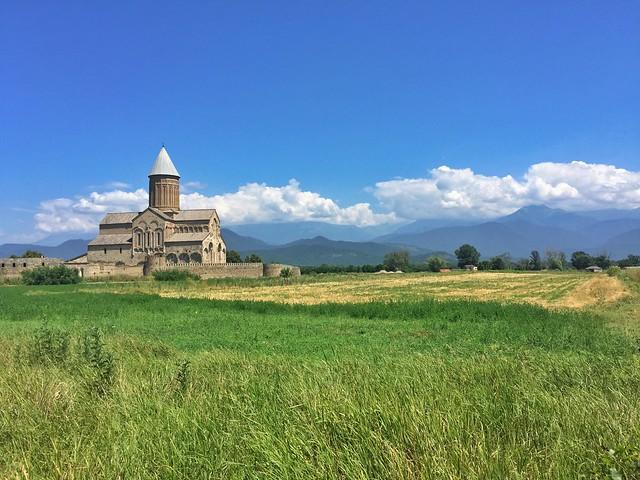 Monasterio de Alaverdi (Georgia)