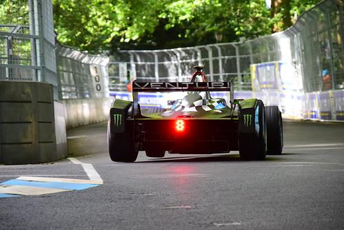 Mike Conway, Venturi Formula E Team, FIA Formula E Championship, London 2016