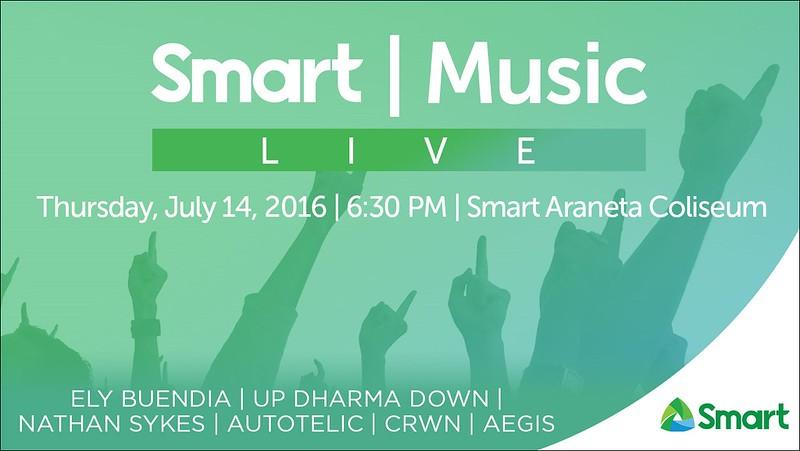 Smart Music Live KV - TW