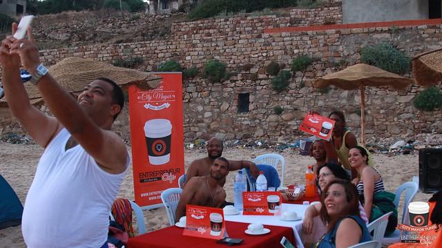 Entrepreneur Café@Tunis - 20th meeting | Iftar Beach