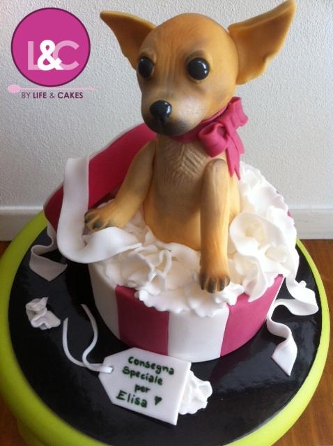 Chihuahua Cake Pan
