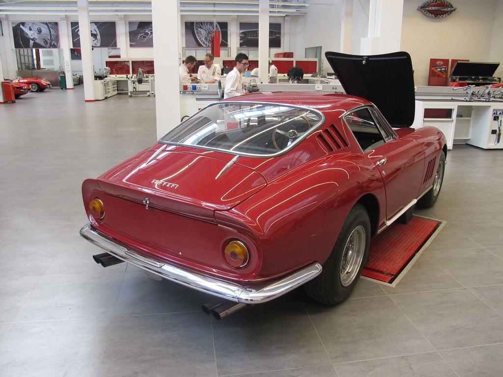 Ferrari Factory Tour In Maranello Italia 18