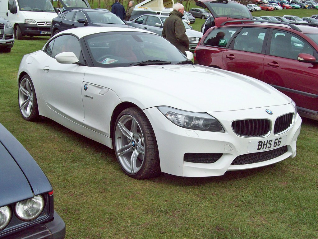 39 Bmw Z4 E89 2nd Gen S Drive 3 0i Sport 2010 Flickr