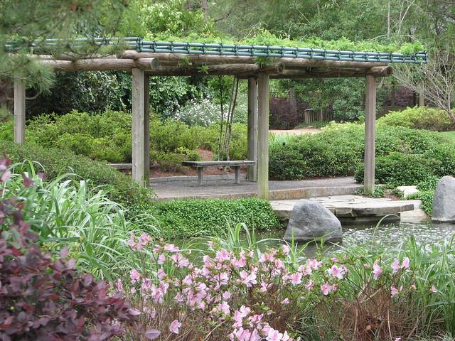 Japanese Garden Hermann Park Flickr Photo Sharing