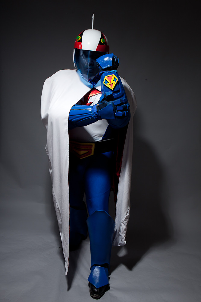 BATTLE OF THE PLANETS COSPLAY | THE SMOKE | Flickr