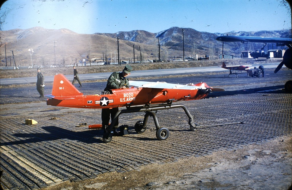 Random Slides From A Military Career Sd 1 Drone 1960