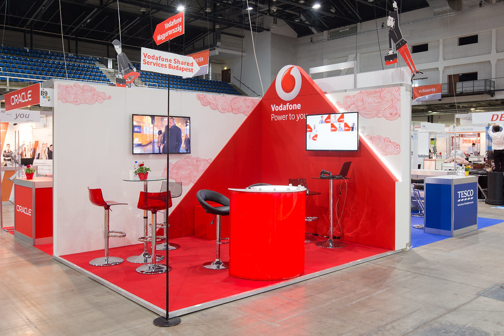 Modern Exhibition Stand Jobs : Hvg job fair torter design flickr