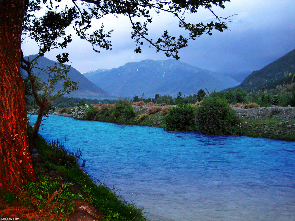 Beautiful Natural Scenery In India