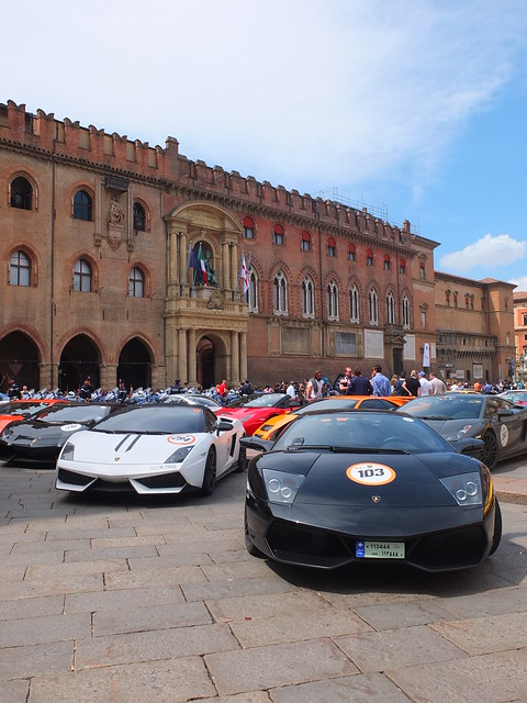 Bologna Airport Luxury Car Rental