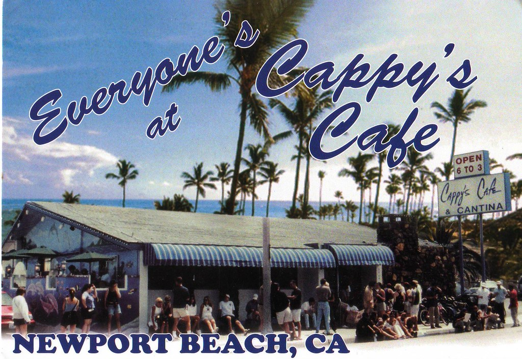 Cappy S Cafe