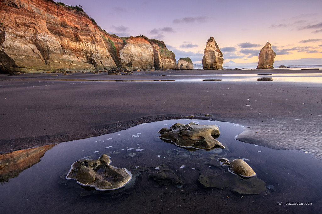 Three sisters taranaki new zealand chris gin flickr for Landscaping companies in new zealand